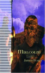 Malcolm by James Purdy, James Purdy