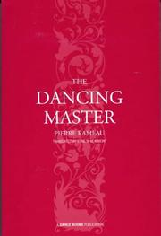 The dancing master by Pierre Rameau
