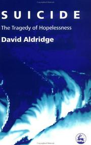 Suicide by David Aldridge