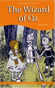 Cover of: Wizard of Oz (Wordsworth Collection) (Wordsworth Collection) by L. Frank Baum