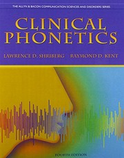 Clinical Phonetics and Audio CDs