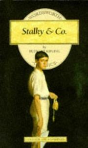 Stalky &amp; Co. by Rudyard Kipling