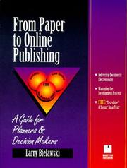 From Paper to Online Publishing PDF