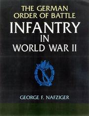 The German Order of Battle PDF