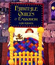 Fairytale quilts &amp; embroidery by Gail Harker