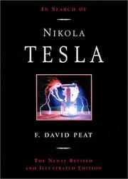 In search of Nikola Tesla by F. David Peat