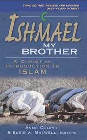 Ishmael My Brother by Anne Cooper
