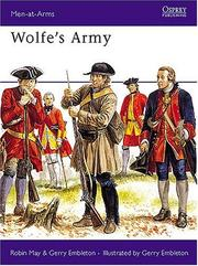 Wolfe&#39;s army by Robin May