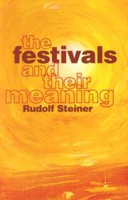 Festivals and Their Meaning PDF