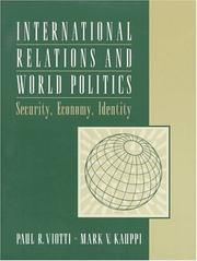 International relations and world politics PDF