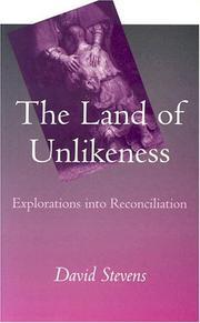 The land of unlikeness PDF