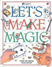 Cover of: Let's make magic | Jon Day