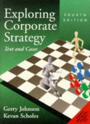 Exploring corporate strategy by Gerry Johnson