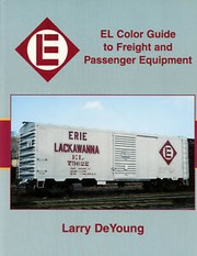 EL color guide to freight and passenger equipment