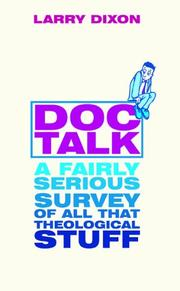 Cover of: DocTalk by Larry Dixon