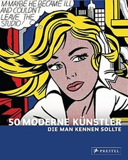 50 Moderne Künstler, die man kennen sollte