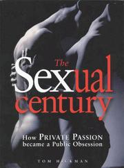 Sexual Century by Tom Hickman