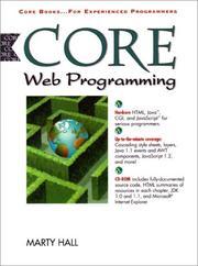 Core Web programming PDF