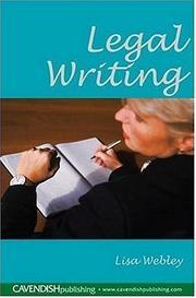 Legal writing PDF