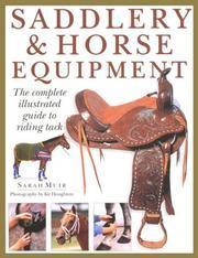 Saddlery & horse equipment PDF