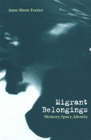 Migrant Belongings PDF
