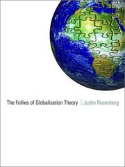 The Follies of Globalisation Theory PDF