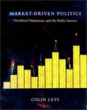 Market-driven politics PDF