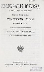 Berengario dIvrea