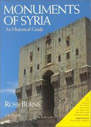 Monuments of Syria by Ross Burns