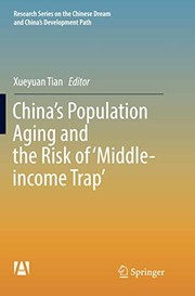 Chinas Population Aging and the Risk of Middle-income Trap