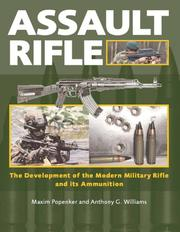 Assault Rifle by Anthony G. Williams