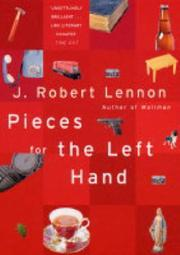Pieces for the Left Hand PDF