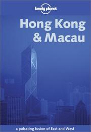 Lonely Planet Hong Kong, Macau PDF
