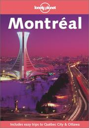 Lonely Planet Montreal PDF