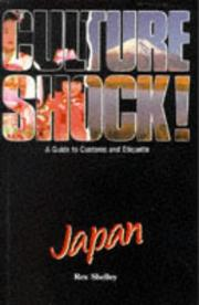 Culture shock! by Rex Shelley