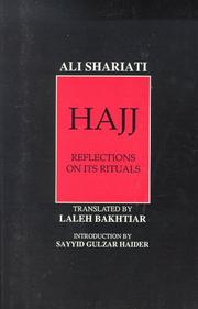 Hajj by ʻAlī Sharīʻatī