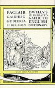 The illustrated Gaelic-English dictionary by Dwelly, Edward