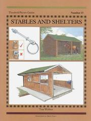 Stables and Shelters (Threshold Picture Guides) PDF