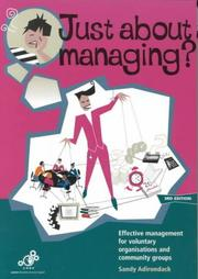 Just About Managing? PDF