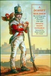 DORSET SOLDIER PDF