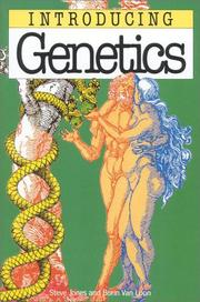 Introducing genetics by Jones, Steve