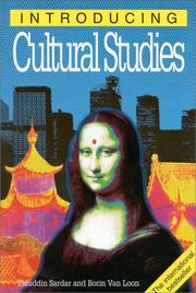 Introducing cultural studies by Ziauddin Sardar