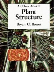 A Colour Atlas of Plant Structure PDF