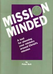 Mission Minded PDF