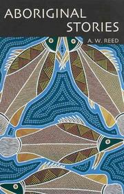 Aboriginal stories by Alexander Wyclif Reed