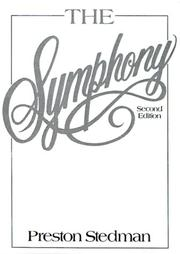 The symphony by Preston Stedman