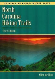 North Carolina hiking trails PDF
