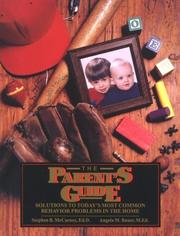 Parents Guide by Stephen B. McCarney