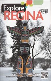 Explore Regina: Winter 2017/2018