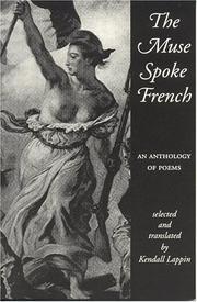 The Muse Spoke French PDF
